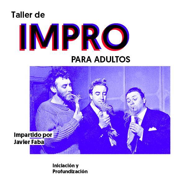 Taller Impro para adultos - Taller Impro para adultos